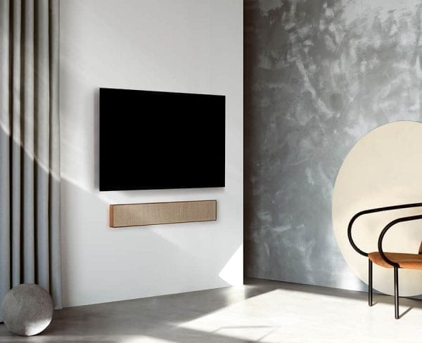 Beosound Stage Soundbar Bronze